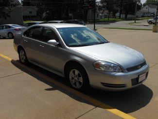 2012 Chevrolet Impala LS Retail Clinton, Iowa 1