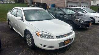 2012 Chevrolet Impala LT Fleet  city Vermont  Right Wheels LLC  in Derby, Vermont