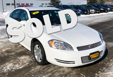 2012 Chevrolet Impala LT Fleet in Derby, Vermont