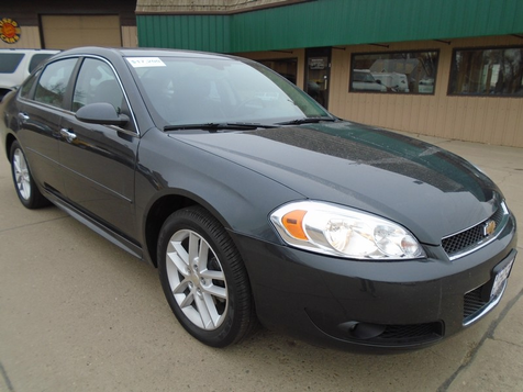 2012 Chevrolet Impala LTZ in Dickinson, ND