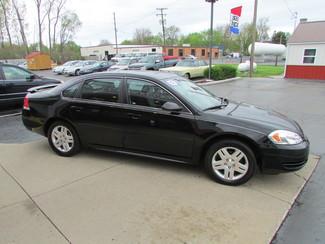 2012 Chevrolet Impala LT Retail Fremont, Ohio 2