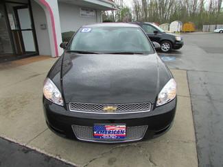 2012 Chevrolet Impala LT Retail Fremont, Ohio 3