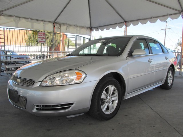 2012 Chevrolet Impala LS Retail This particular vehicle has a SALVAGE title Please call or email t