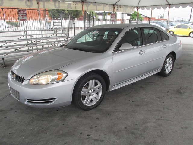 2012 Chevrolet Impala LT Fleet This particular vehicle has a SALVAGE title Please call or email t