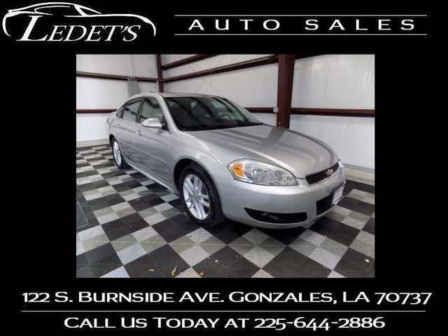 2012 Chevrolet Impala LTZ - Ledet's Auto Sales Gonzales_state_zip in Gonzales Louisiana