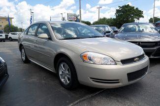 2012 Chevrolet Impala LS Fleet Hialeah, Florida 2