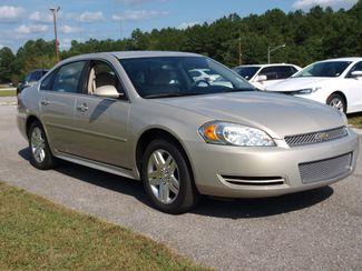 2012 Chevrolet Impala LT Retail Lineville, AL 4