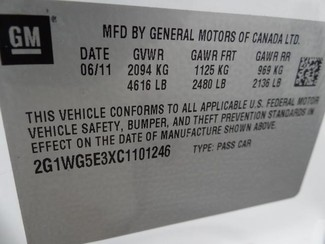 2012 Chevrolet Impala LT Little Rock, Arkansas 26