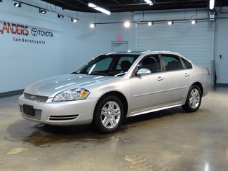 2012 Chevrolet Impala LT Little Rock, Arkansas 6