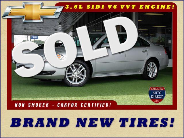 2012 Chevrolet Impala LTZ FWD - BRAND NEW TIRES! Mooresville , NC 0
