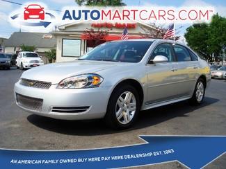 2012 Chevrolet Impala LT Fleet | Nashville, Tennessee | Auto Mart Used Cars Inc. in Nashville Tennessee