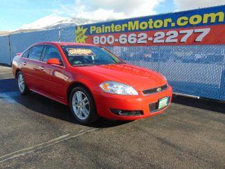 2012 Chevrolet Impala LTZ Nephi, Utah 2