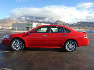 2012 Chevrolet Impala LTZ Nephi, Utah 8