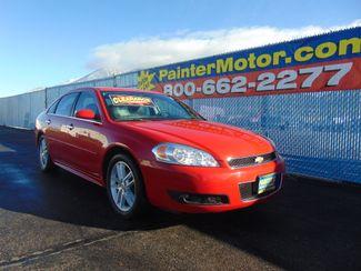 2012 Chevrolet Impala LTZ Nephi, Utah 4