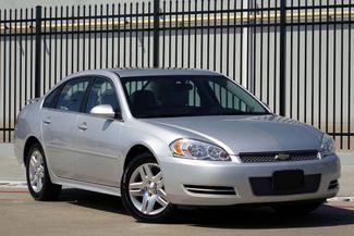 2012 Chevrolet Impala LT* Leather* Sunroof* EZ Finance**   Plano, TX   Carrick's Autos in Plano TX