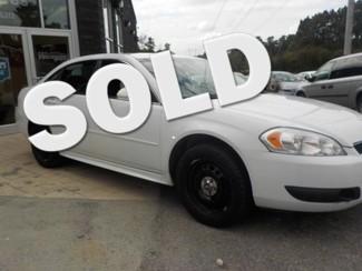 2012 Chevrolet Impala Police Raleigh, NC