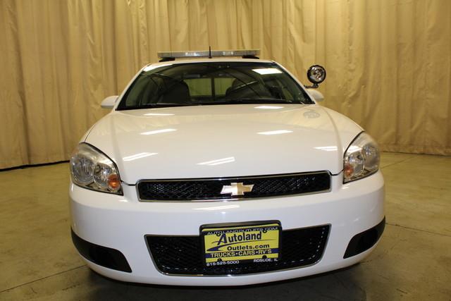 2012 Chevrolet Impala Police Roscoe, Illinois 4