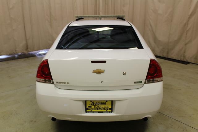 2012 Chevrolet Impala Police Roscoe, Illinois 8