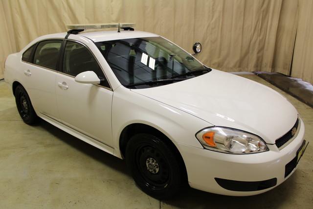 2012 Chevrolet Impala Police Roscoe, Illinois 3