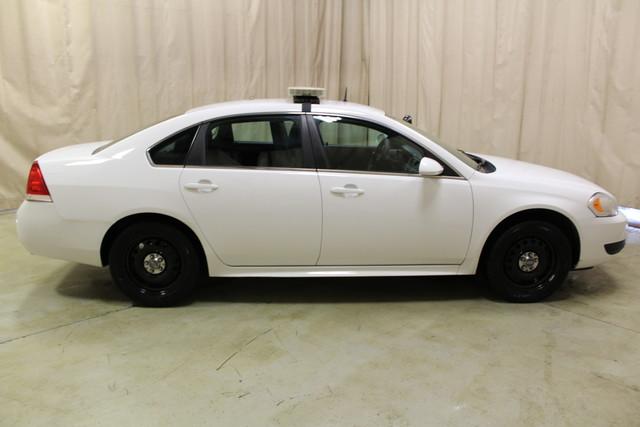 2012 Chevrolet Impala Police Roscoe, Illinois 1