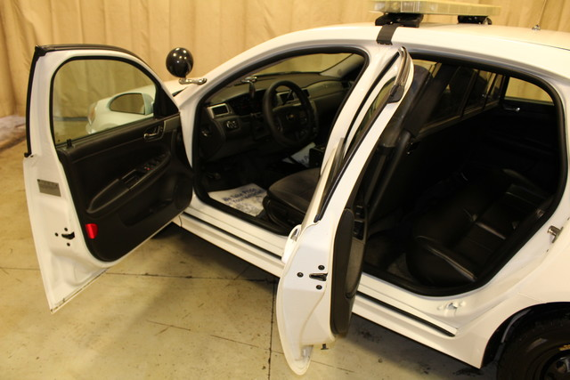 2012 Chevrolet Impala Police Roscoe, Illinois 13