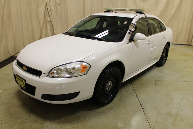 2012 Chevrolet Impala Police Roscoe, Illinois 0