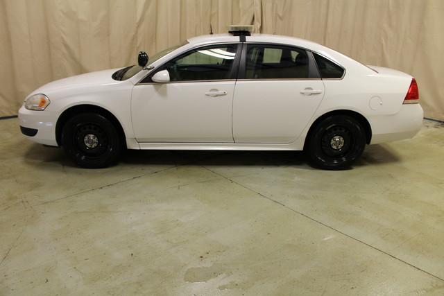 2012 Chevrolet Impala Police Roscoe, Illinois 2