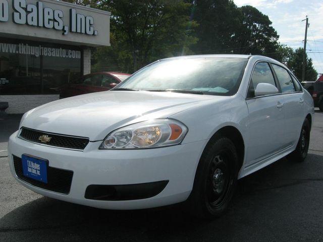 2012 Chevrolet Impala  SEDAN Richmond, Virginia 1
