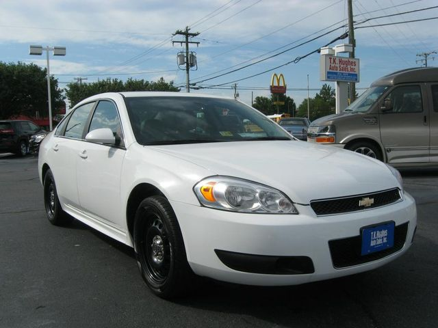 2012 Chevrolet Impala  SEDAN Richmond, Virginia 3