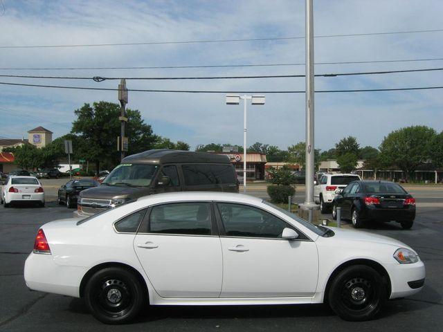 2012 Chevrolet Impala  SEDAN Richmond, Virginia 4