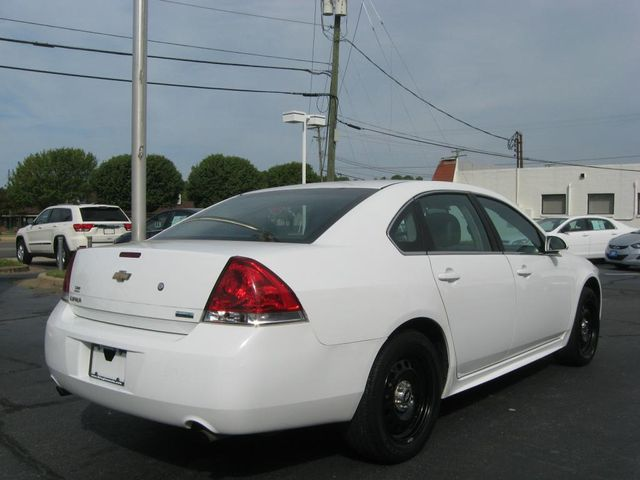 2012 Chevrolet Impala  SEDAN Richmond, Virginia 5