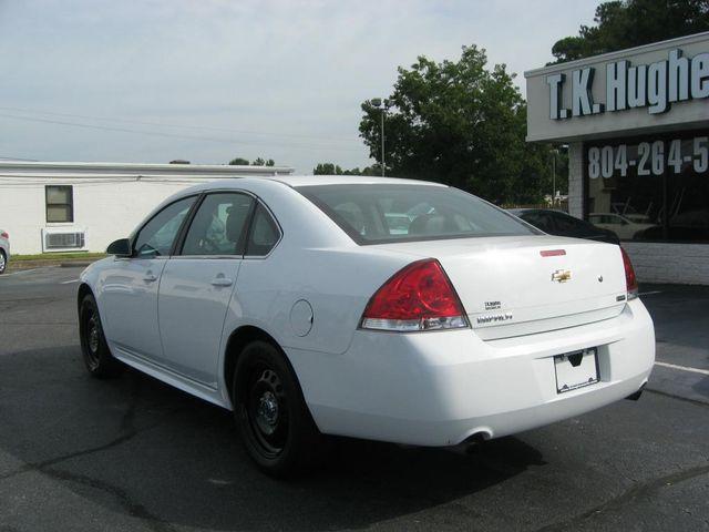 2012 Chevrolet Impala  SEDAN Richmond, Virginia 7