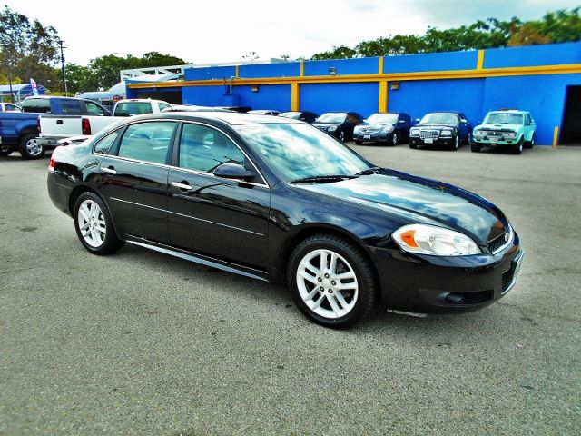 2012 Chevrolet Impala LTZ Limited warranty included to assure your worry-free purchase AutoCheck