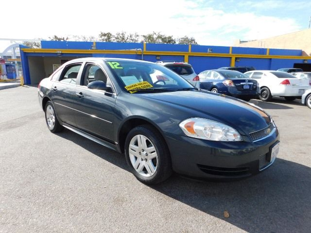 2012 Chevrolet Impala LT Fleet Limited warranty included to assure your worry-free purchase AutoC