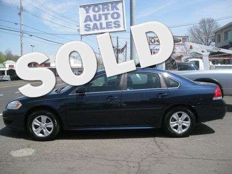 2012 Chevrolet Impala LS Retail in , CT