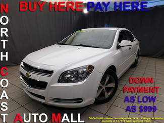 2012 Chevrolet Malibu LT w/1LT As low as $999 DOWN in Cleveland, Ohio