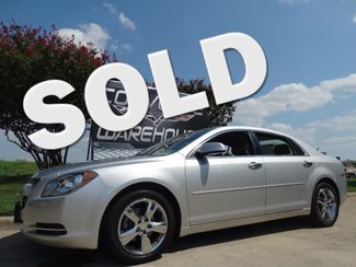 2012 Chevrolet Malibu Sedan 2LT, Auto, Chrome Wheels, NICE! | Dallas, Texas | Corvette Warehouse  in Dallas Texas