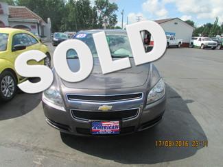 2012 Chevrolet Malibu LS w/1LS Fremont, Ohio