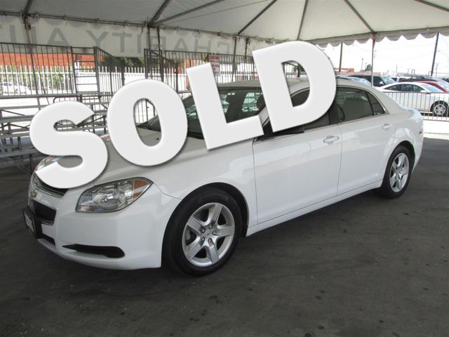 2012 Chevrolet Malibu LS w1FL Please call or e-mail to check availability All of our vehicles