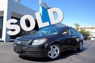 2012 Chevrolet Malibu LS w/1LS Hialeah, Florida