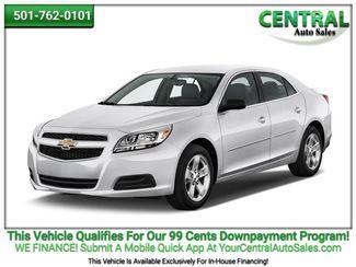 2012 Chevrolet Malibu LS w/1FL   Hot Springs, AR   Central Auto Sales in Hot Springs AR