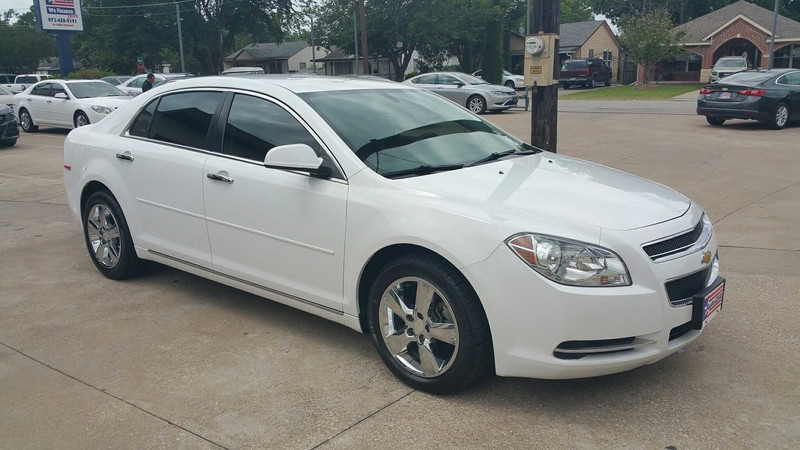 2012 Chevrolet Malibu LT w/2LT, Leather in Irving Texas
