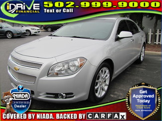 2012 Chevrolet Malibu LTZ w/2LZ | Louisville, Kentucky | iDrive Financial in Lousiville Kentucky