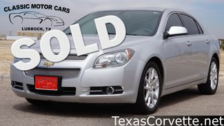 2012 Chevrolet Malibu in Lubbock Texas