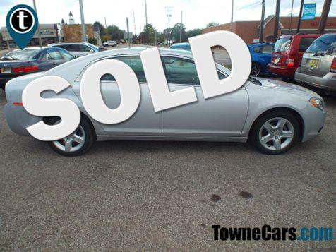 2012 Chevrolet Malibu LS w/1LS | Medina, OH | Towne Auto Sales in Medina, OH