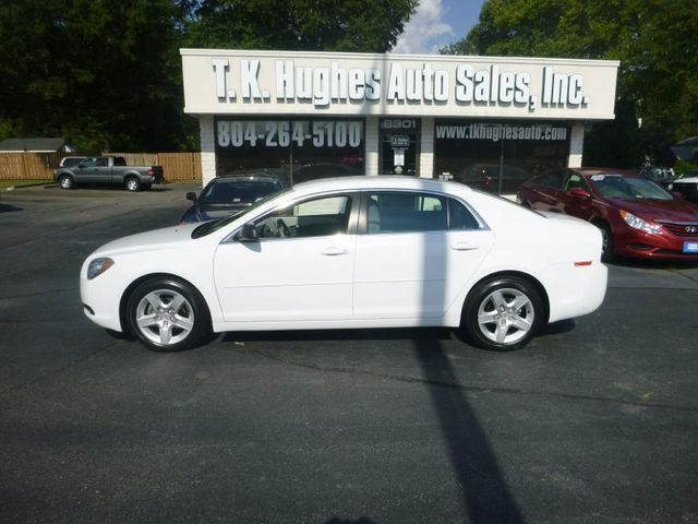 2012 Chevrolet Malibu LS w/1FL Richmond, Virginia 0
