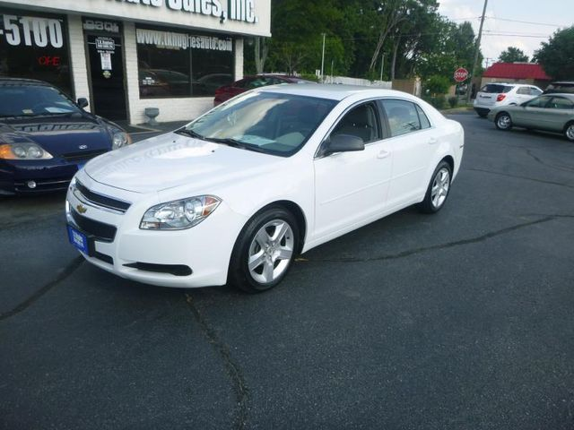2012 Chevrolet Malibu LS w/1FL Richmond, Virginia 1