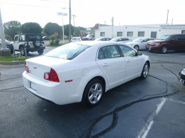 2012 Chevrolet Malibu LS w/1FL Richmond, Virginia 3