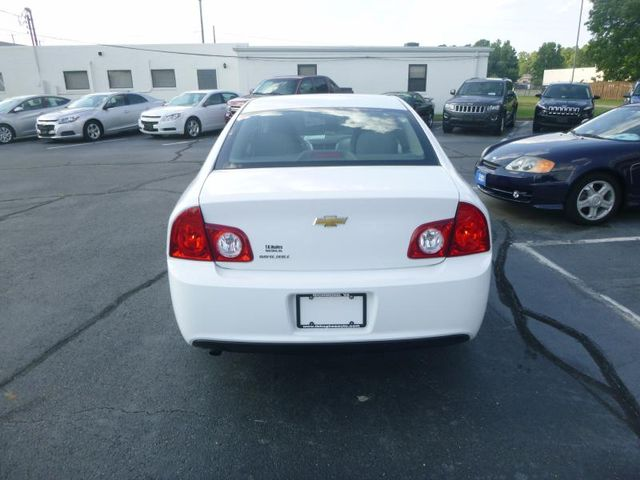 2012 Chevrolet Malibu LS w/1FL Richmond, Virginia 6