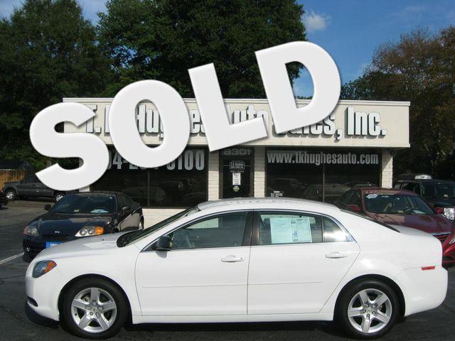 2012 Chevrolet Malibu LS w/1FL Richmond, Virginia 0